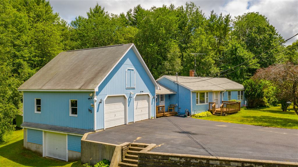 Photo for 324 Sam Allen Road, Sanford, ME 04073 (MLS # 1424789)