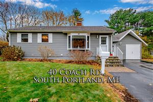 Photo of 40 Coach Road, South Portland, ME 04106 (MLS # 1438871)