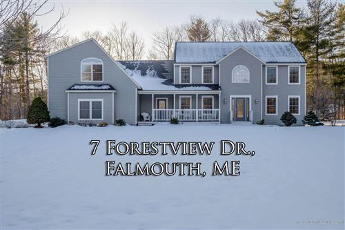 Photo of 7 Forest View Drive, Falmouth, ME 04105 (MLS # 1450955)