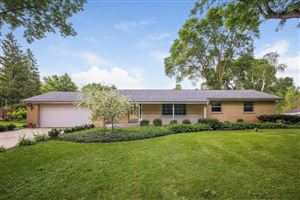 Photo of 8731 W Sunnyvale Rd, Mequon, WI 53097 (MLS # 1637030)