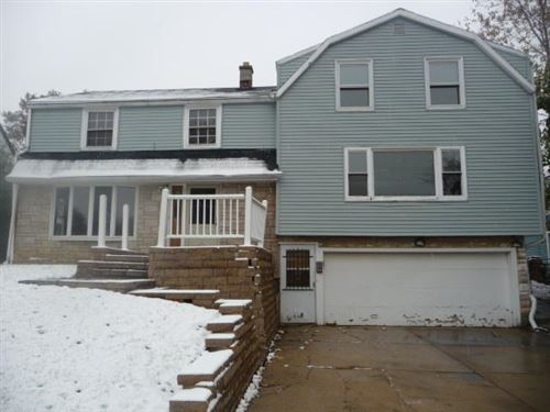 Photo of 4616 W Wilbur AVE, Greenfield, WI 53220 (MLS # 1670453)