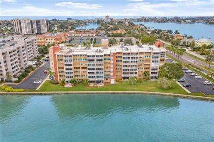Tiny photo for 500 TREASURE ISLAND CAUSEWAY #305, TREASURE ISLAND, FL 33706 (MLS # U8074041)