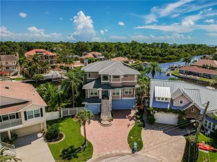 Photo for 340 WESTWINDS CIRCLE, PALM HARBOR, FL 34683 (MLS # U8055159)