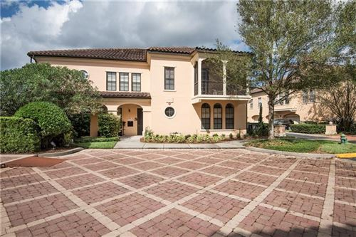 Photo of 514 MIRASOL CIRCLE #101, CELEBRATION, FL 34747 (MLS # O5832282)