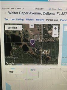 Photo of WALTER PAPER AVENUE, DELTONA, FL 32738 (MLS # V4910399)
