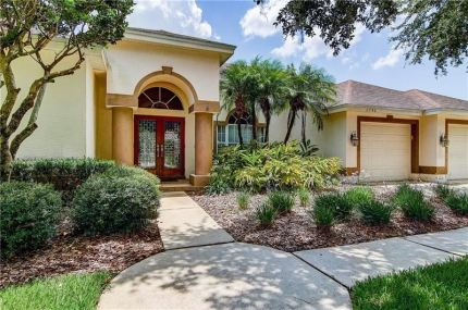 Photo for 5746 STAG THICKET LANE, PALM HARBOR, FL 34685 (MLS # T3183449)