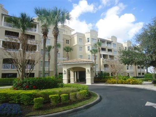 Photo of 8495 MIRACLE DRIVE #202, CHAMPIONS GATE, FL 33896 (MLS # S5046498)