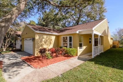 Photo for 662 BELLINGHAM PLACE, PALM HARBOR, FL 34684 (MLS # U8074692)