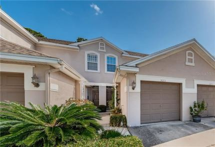 Photo for 3623 COUNTRY POINTE PLACE, PALM HARBOR, FL 34684 (MLS # U8079771)