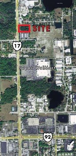 Photo of 1819 N WOODLAND BOULEVARD, DELAND, FL 32720 (MLS # V4914773)