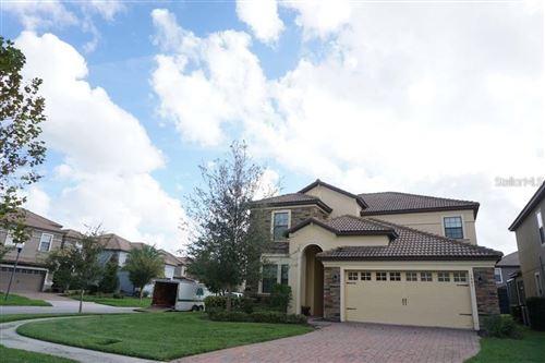 Photo of 1401 THUNDERBIRD ROAD, DAVENPORT, FL 33896 (MLS # S5057944)
