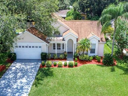 Photo for 970 VALLEY VIEW CIRCLE, PALM HARBOR, FL 34684 (MLS # U8054958)