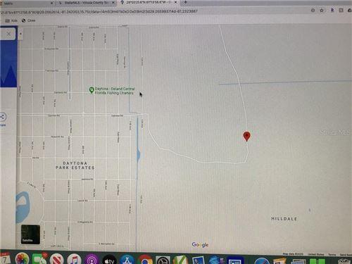 Photo of NO NAME STREET PARCEL NO 06 17 31 01 03 0130, DELAND, FL 32724 (MLS # V4911989)