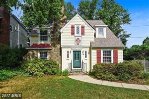 Photo of 17 CHERRY GROVE AVE, ANNAPOLIS, MD 21401 (MLS # AA10063009)