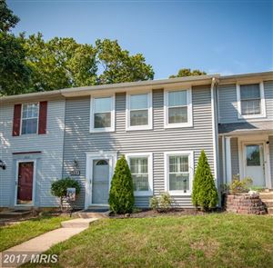 Photo of 314 WOOD HOLLOW CT, ANNAPOLIS, MD 21409 (MLS # AA10050106)