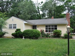 Photo of 1302 COLONY DR, ANNAPOLIS, MD 21403 (MLS # AA10066116)
