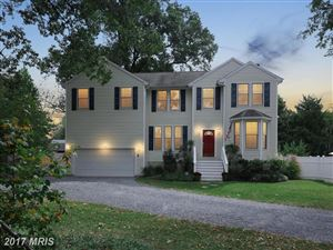 Photo of 792 PARKWOOD AVE, ANNAPOLIS, MD 21403 (MLS # AA10075145)