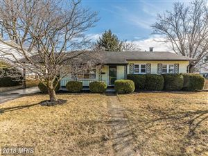 Photo of 902 YOUNG PL, FREDERICK, MD 21702 (MLS # FR10158201)