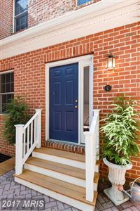 Photo of 222 WEST ST #C, ANNAPOLIS, MD 21401 (MLS # AA10057290)