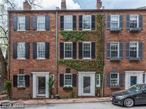 Photo of 1602 32ND ST NW, WASHINGTON, DC 20007 (MLS # DC10221368)