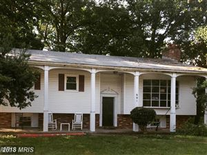 Photo of 601 KENSINGTON AVE, SEVERNA PARK, MD 21146 (MLS # AA10107440)