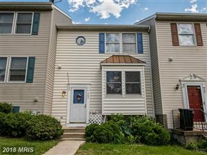 Photo of 307 SLOPING WOODS CT, ANNAPOLIS, MD 21409 (MLS # AA10066481)