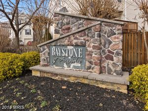 Photo of 607 BAYSTONE CT, ANNAPOLIS, MD 21409 (MLS # AA10136508)