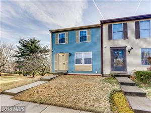 Photo of 7627 NUTWOOD CT, ROCKVILLE, MD 20855 (MLS # MC10158614)
