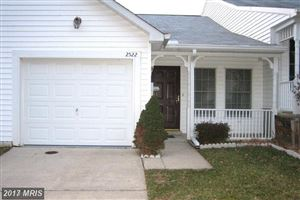 Photo of 2522 PAINTER CT, ANNAPOLIS, MD 21401 (MLS # AA10108661)