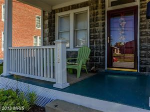 Photo of 112 MCMURRAY ST, FREDERICK, MD 21701 (MLS # FR10087796)
