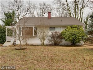 Photo of 1203 SIMMONS DR, ROCKVILLE, MD 20851 (MLS # MC10159841)