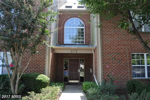 Photo of 613 ADMIRAL DR #207, ANNAPOLIS, MD 21401 (MLS # AA10060870)