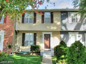 Photo of 616 PADDLE WHEEL CT E, MILLERSVILLE, MD 21108 (MLS # AA10078871)