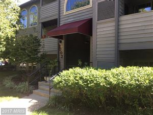 Photo of 2002 QUAY VILLAGE CT #102, ANNAPOLIS, MD 21403 (MLS # AA10072896)