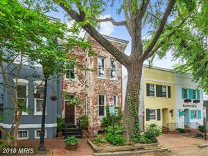 Photo of 1235 POTOMAC ST NW, WASHINGTON, DC 20007 (MLS # DC10237929)