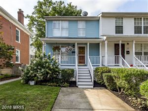 Photo of 299 RAYMOND AVE E, ALEXANDRIA, VA 22301 (MLS # AX10319962)