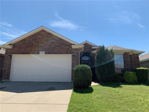 Tiny photo for 4837 Elkhart Drive, Fort Worth, TX 76036 (MLS # 14311089)