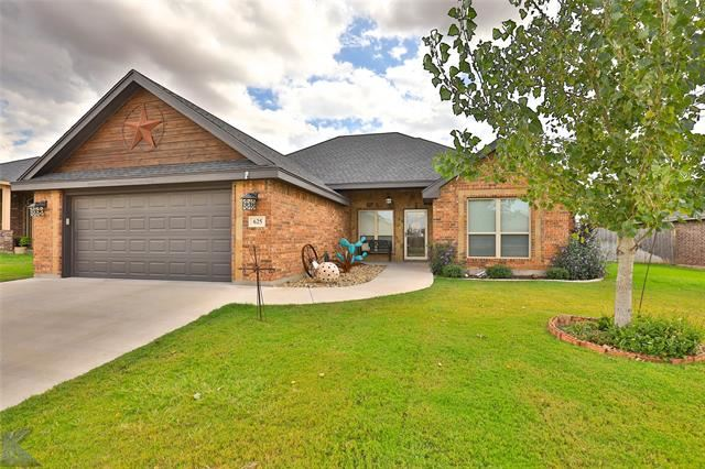 Photo for 625 Wackadoo Drive, Abilene, TX 79602 (MLS # 14203302)