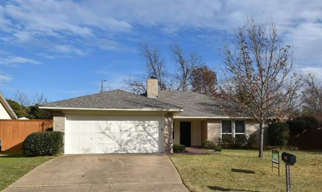 Photo for 5132 Abby Road, North Richland Hills, TX 76180 (MLS # 14259714)