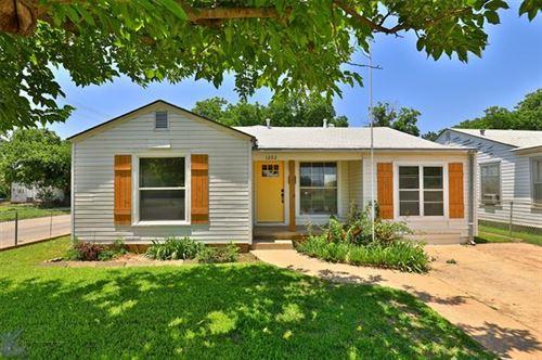 Photo of 1202 Clinton Street, Abilene, TX 79603 (MLS # 14599783)