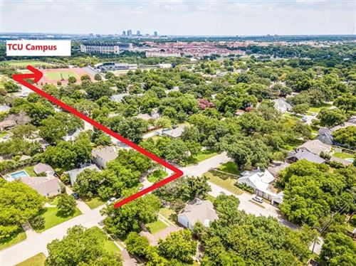 Photo of 3805 Hilltop Road, Fort Worth, TX 76109 (MLS # 14608946)