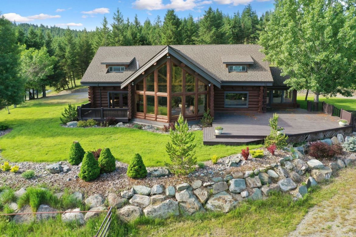Photo of 228 Madden Lk Road, Rexford, MT 59930 (MLS # 22101693)