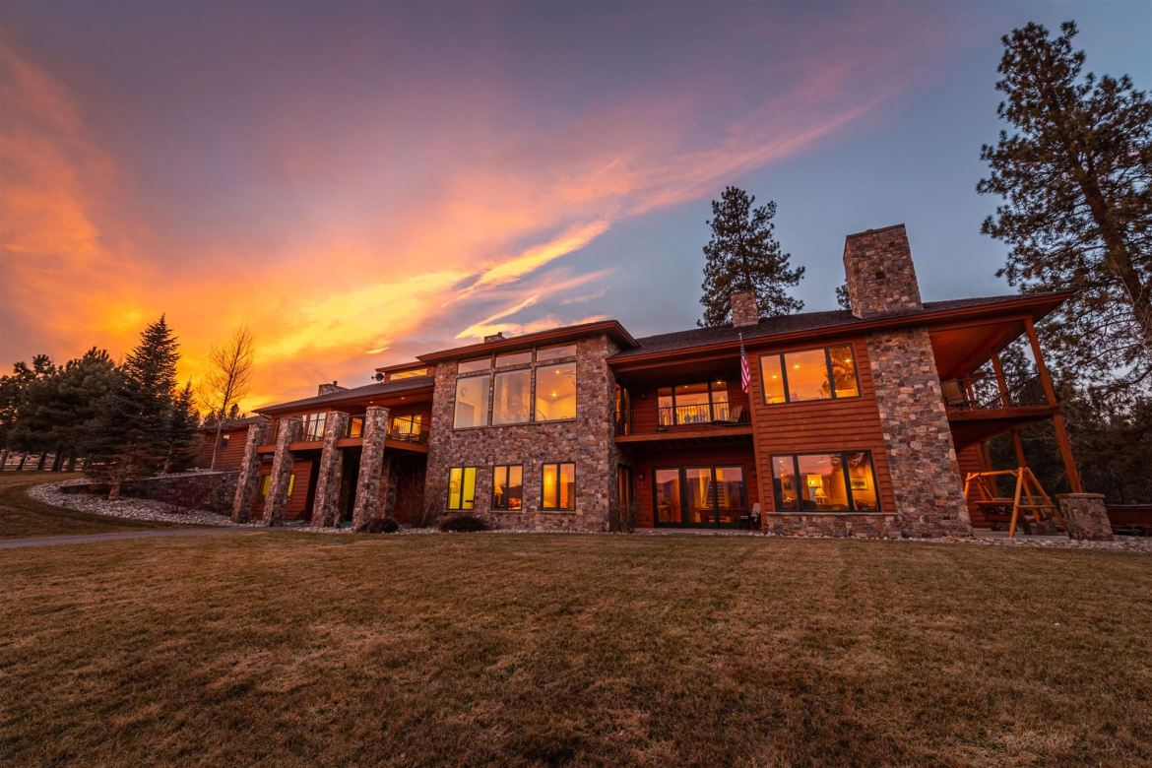 Photo of 498 Hillside Ranch Road, Victor, MT 59875 (MLS # 22100941)