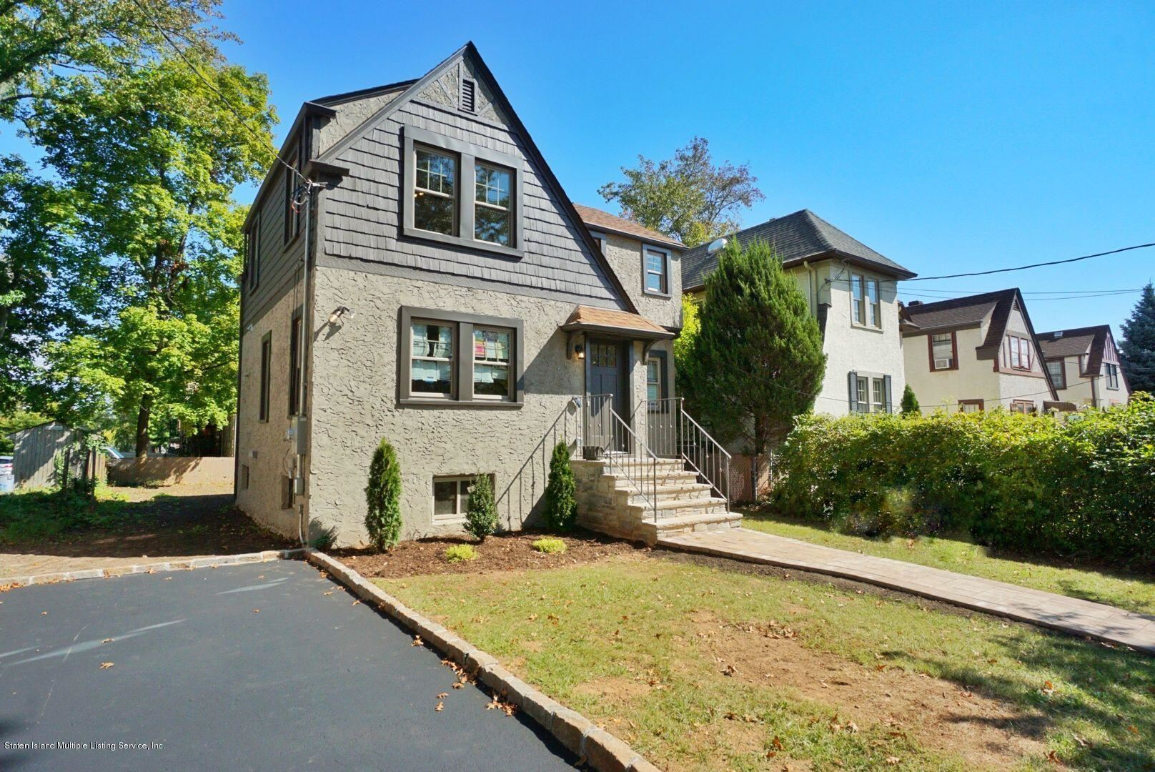 Photo for 183 Cleveland Avenue, Staten Island, NY 10308 (MLS # 1139860)