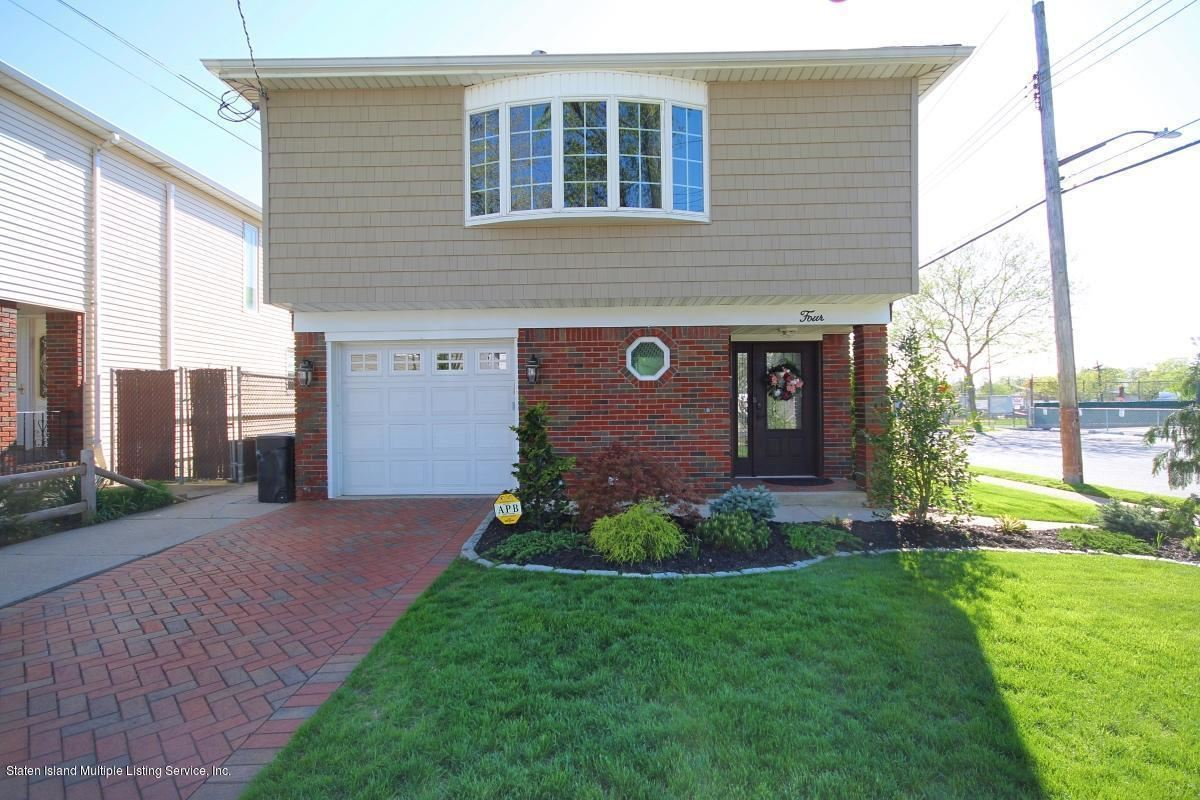 Photo for 4 Dunbar Street, Staten Island, NY 10312 (MLS # 1139895)