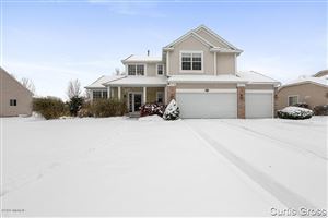 Photo of 6654 Cannon Farms Drive NE, Rockford, MI 49341 (MLS # 19054661)