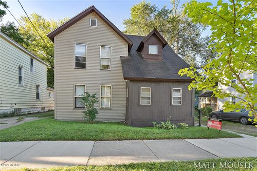Photo of 312 Spencer Street NE, Grand Rapids, MI 49505 (MLS # 20002943)