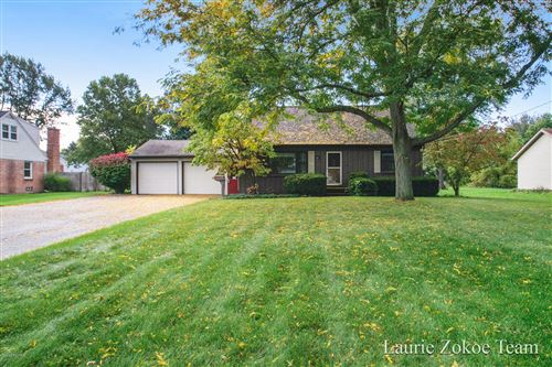 Photo of 4642 3 Mile Road NW, Grand Rapids, MI 49534 (MLS # 20040975)