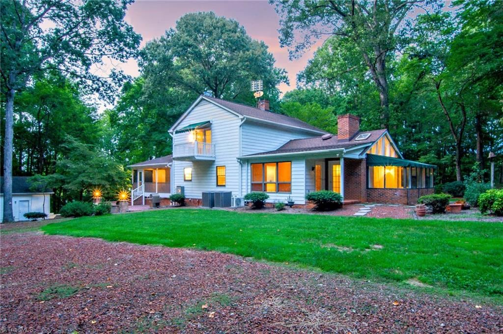 Photo of 4509 NC Highway 22, Franklinville, NC 27248 (MLS # 991450)
