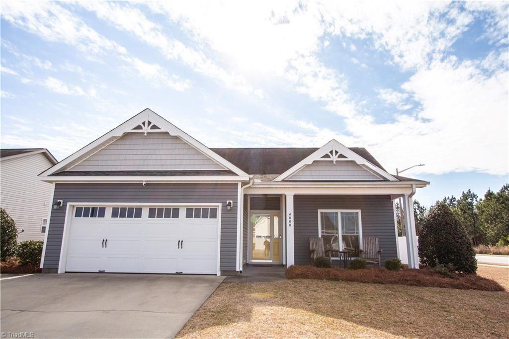Photo of 4000 Bluebill Drive, Greenville, NC 27858 (MLS # 1010460)